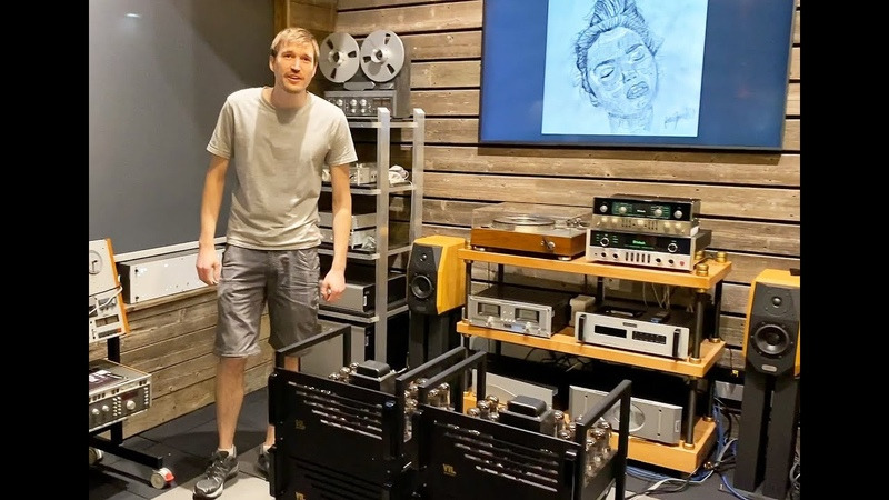 1250 Watts! The Worlds Most Powerful Production Tube Amplifier - VTL Wotan