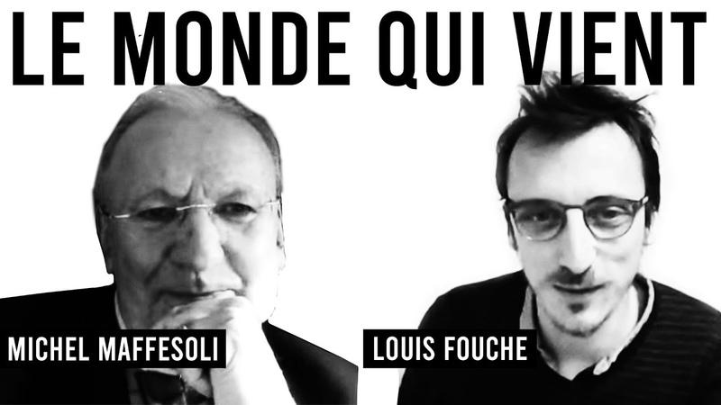 Duo 4 LE MONDE QUI VIENT Michel Maffesoli Louis Fouché