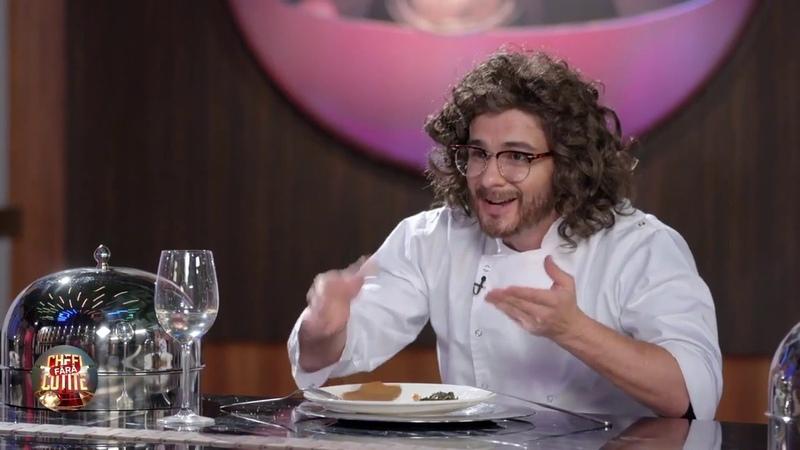 Parodie Chefi fără cuțite Mi a plăcut ce ai gătit E berbec islandez din Africa nu