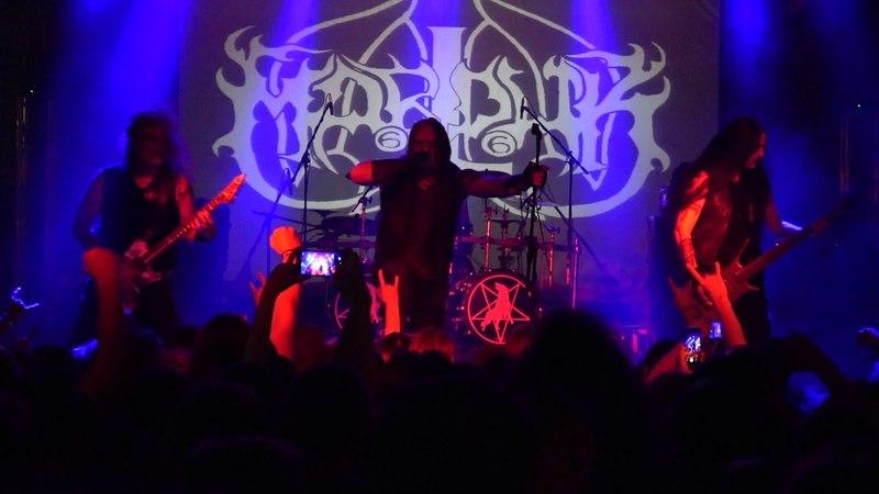 Marduk Baptism By Fire Live At Kruhnen Musik Halle Brasov Romania 05 05 2018