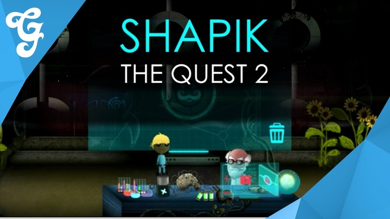 Shapik The Quest 2 – Gameplay | PC