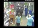 Жестокая драка в магазине АТБ на Новый год