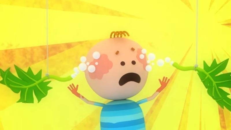 Аркадий Паровозов спешит на помощь Борщевик Серия 127 Поучительные мультфильмы для детей