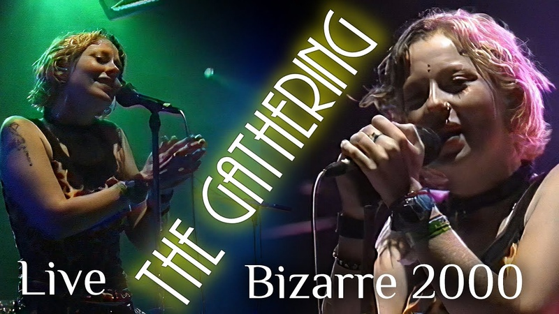The Gathering Live At Bizarre Festival - Weeze, Germany (2000) Fan Remastered A.I Edition.