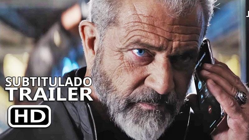 Boss Level 2021 Tráiler Oficial 2 Subtitulado Película Con Mel Gibson y Naomi Watts