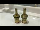 Капает кран - Замена букс полуоборотный смеситель