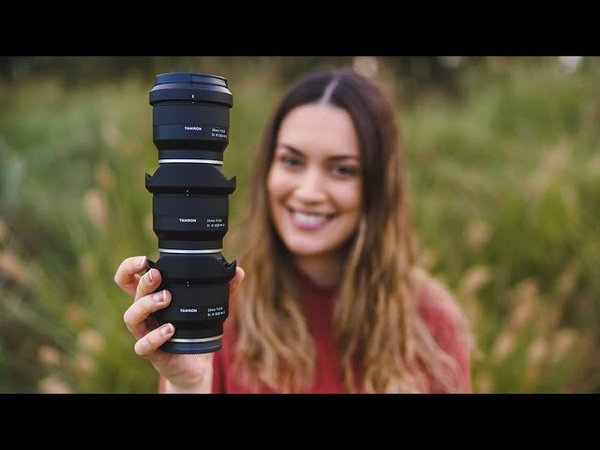 Tamron 20mm 24mm 35mm f2 8 Sony FE Lens Review