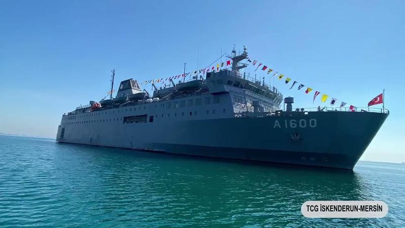Türk gemilerinde Bayrak Töreni ve İstiklal Marşı
