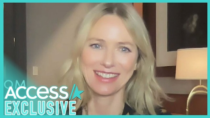 Naomi Watts On What Drew Her To Princess Diana Role