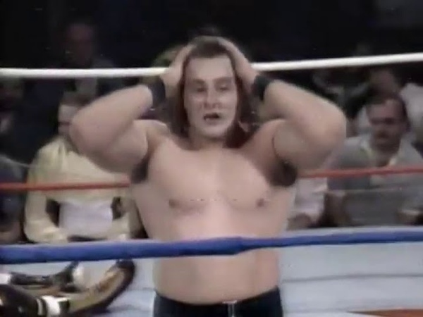 Johnny Smith vs Biff Wellington December 2 1988