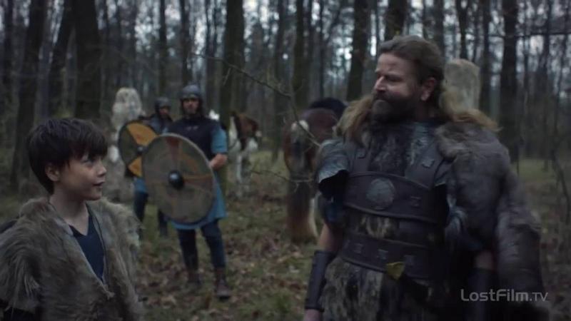 Сериал Последнее королевство Русский трейлер LostFilm